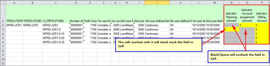 how to clean empty boxes in a column excel